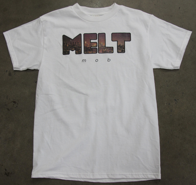 4 color process for melt mob shirts for 4 color process t shirt printing